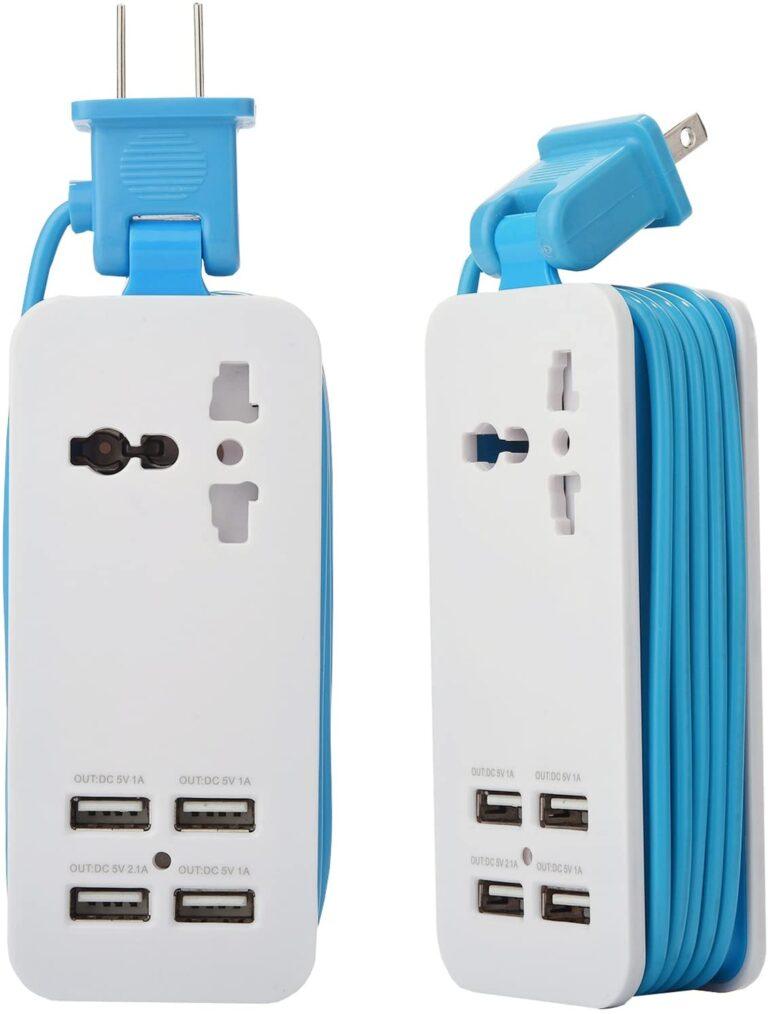 1_4-Port USB_Blue