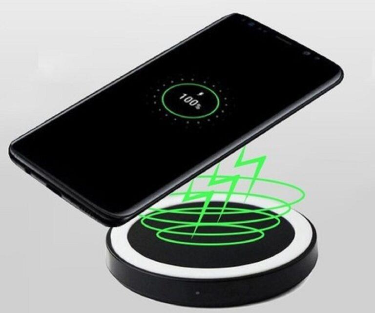 White_2 - Wireless Charging