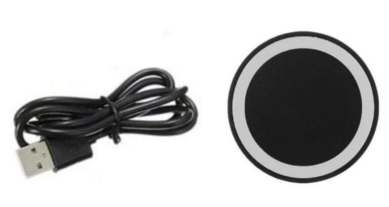 White_4 - Wireless Charging
